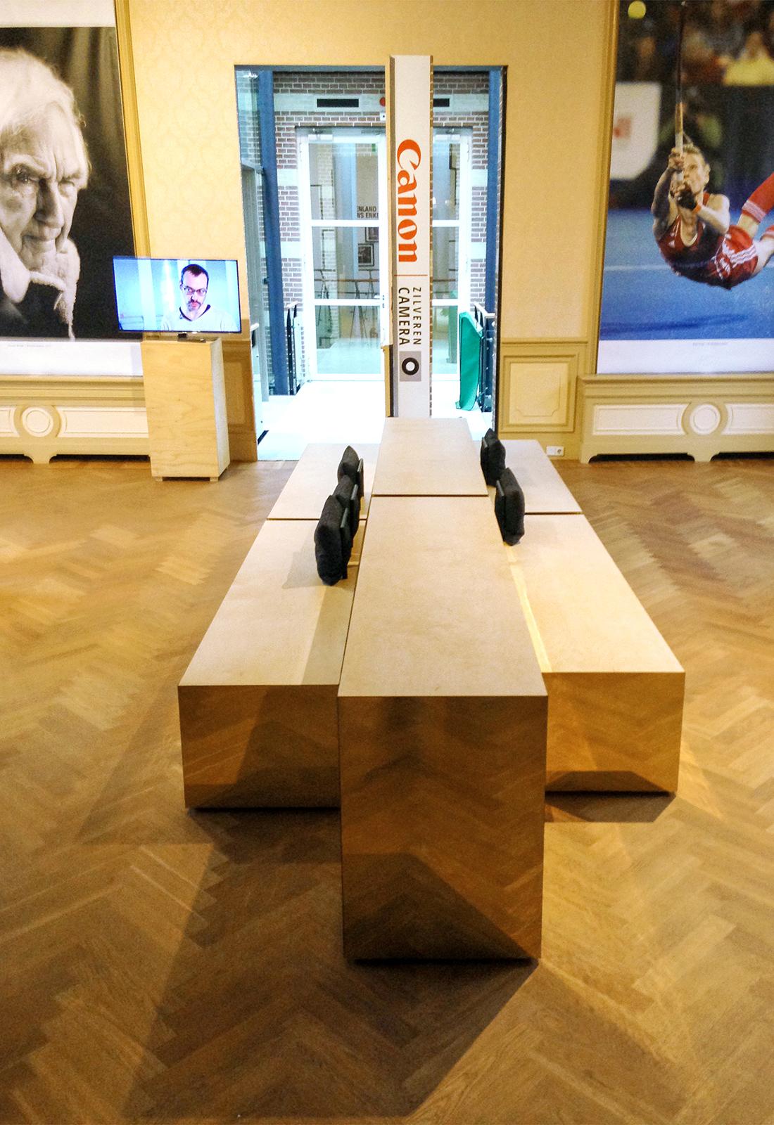 Inrichting Museum Hiversum