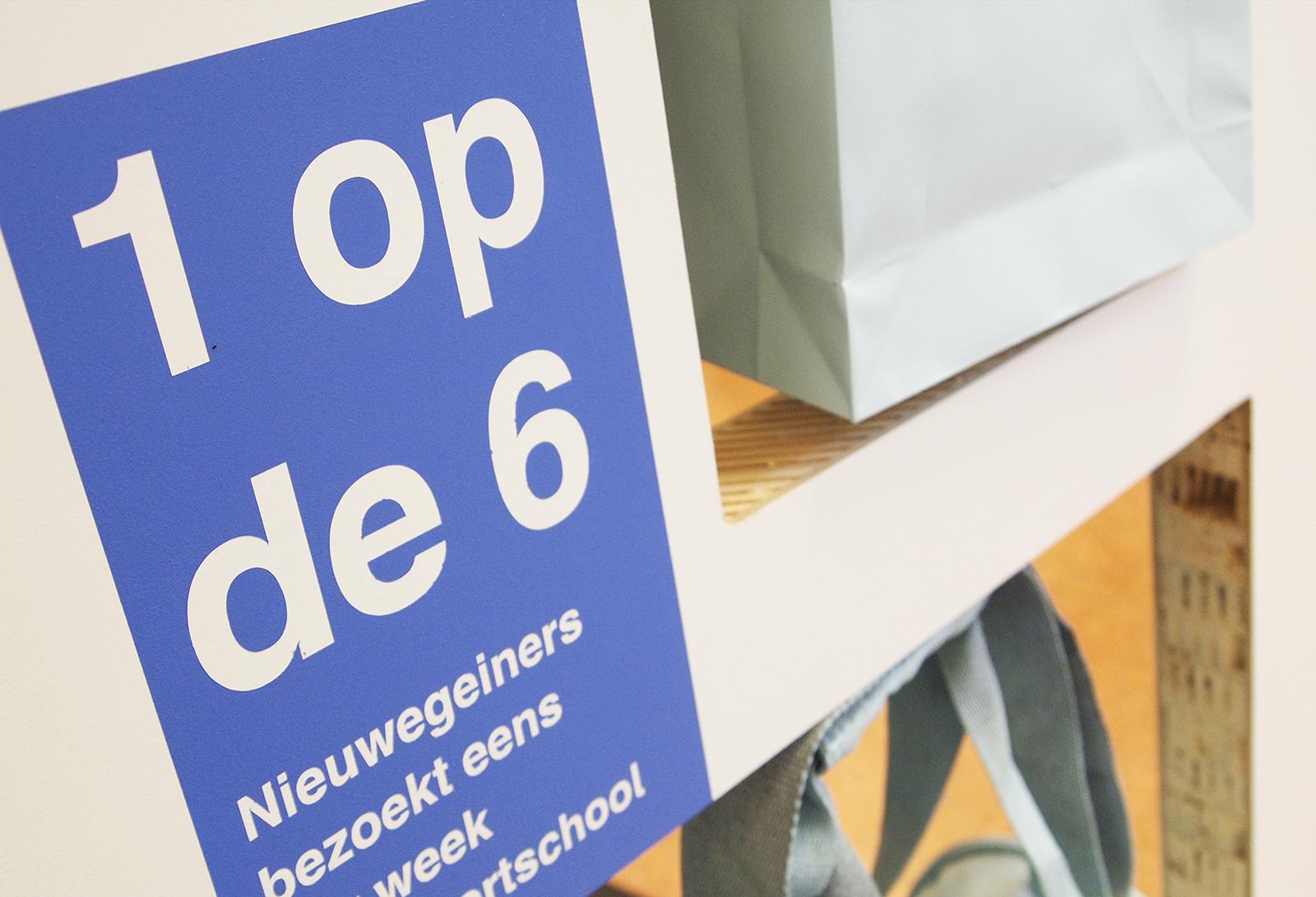 Interactieve display Gemeente Nieuwegein